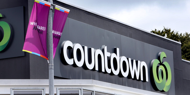 Countdown has increased its first-half earnings to $169.1 million amid widespread cost cutting.