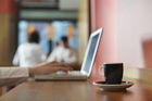 If you have a Lenovo laptop and connect to Wi-Fi in cafes, libraries, hotels and someone could snag your HTTPS data. Photo / Thinkstock