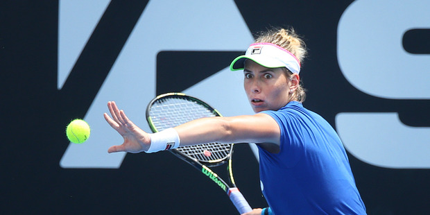 Marina Erakovic. Photo / Doug Sherring