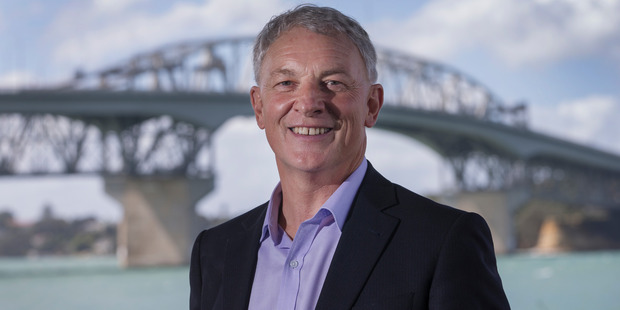 Phil Goff, of course is the frontrunner for mayor. Photo / Nick Reed.