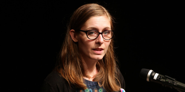 Author Eleanor Catton will write a deeply informed and thoughtful analysis of the way we live and the Prime -Minister will shoot it down. Photo / Doug Sherring