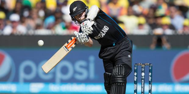 Kane Williamson will cement his reputation as the world's best batsman in 2016. Photo / Brett Phibbs