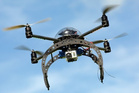 Drones were one of the most popular tech Christmas presents this year. Photo / Supplied