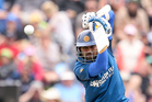 Tillakaratne Dilshan's 91 off 92 deliveries helped Sri Lanka cruise to a win in Nelson. Photo / Getty Images