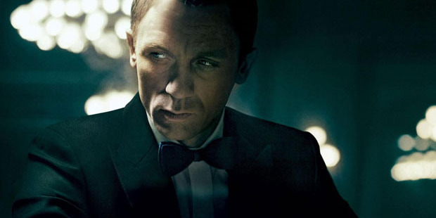 "Daniel Craig as 007: NZ spy agencies are seen to be like an ""old boys' club"". Photo / MGM"
