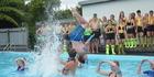 Stratford High School Swimming Sports