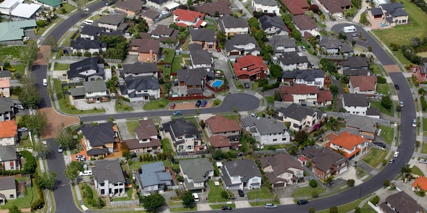 Better distributing the population throughout the region would have the flow-on effect of improving housing affordability. Photo / Chris Gorman