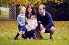 John Key will have to use William and Kate on his next video.  Photo / AP