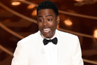 Chris Rock speaks during his joke-laden opening monologue that took on the #OscarsSoWhite controversy that's rocked the Academy Awards in recent weeks. Photo/AP