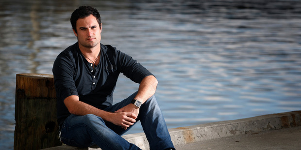 Jordan Mauger says he's looking for the love of a lifetime on The Bachelor NZ. Photo/Sarah Ivey