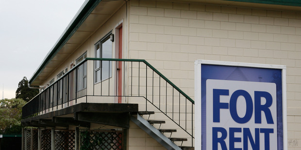 The median asking rent in Wairarapa was $280 a week, according to Trade Me's latest rental figures. PHOTO/FILE