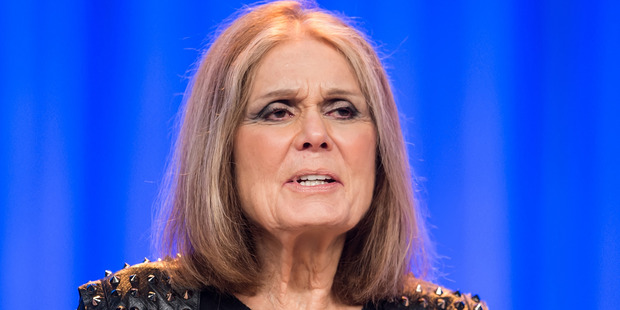 'Feminism has not been a failure,' says Steinem. Photo / Getty