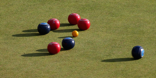 A general view of the bowls during the Glasgow 2014 Commonwealth Games. Photo / Getty Images