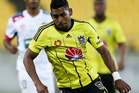 Roy Krishna in action for the Wellington Phoenix. Photo/Getty.