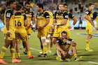 The Hurricanes were humbled in Canberra last weekend. Photo / Getty