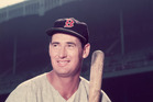 Baseball legend Ted Williams. Photo / Getty Images