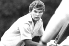 Martin Crowe in his glory days.