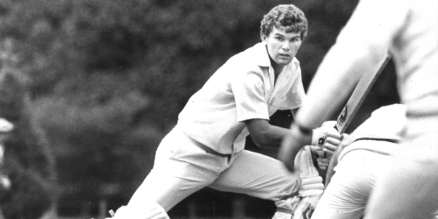 Loading Martin Crowe in his glory days.