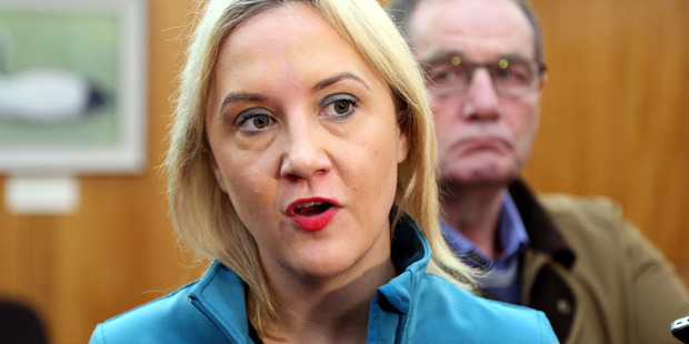 ACC Minister Nikki Kaye said the five-year work would transform the corporation -- and New Zealanders' interactions with it. Photo / Stuart Munro