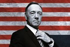 Not coming to NZ Netflix anytime soon: Kevin Spacey as Frank Underwood.