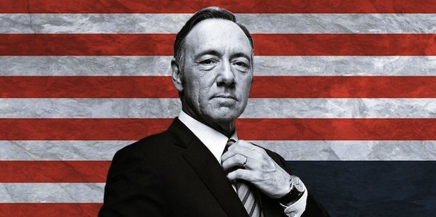 Loading Not coming to NZ Netflix anytime soon: Kevin Spacey as Frank Underwood.