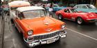 Kurbside Rodders' auto spectacular