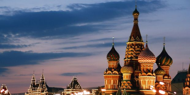 Visit Red Square.