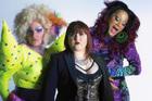 Dragon's Diva Den will transform their special guest Shortland Street stars. Photo / Supplied