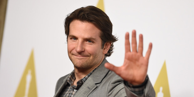 Bradley Cooper has been spotted out and about with diva model Naomi Campbell.