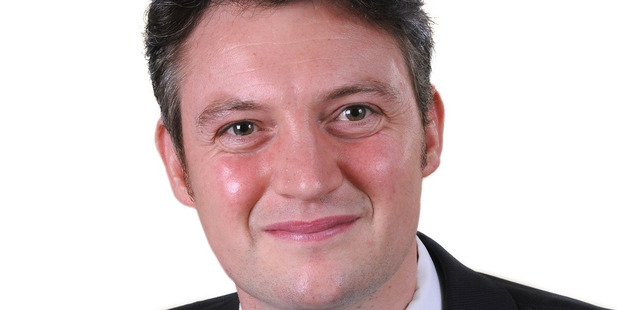 Malta energy minister Konrad Mizzi.