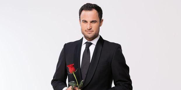 The Bachelor Jordan Mauger.