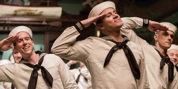 Channing Tatum in Hail Caesar!. Photo / Supplied