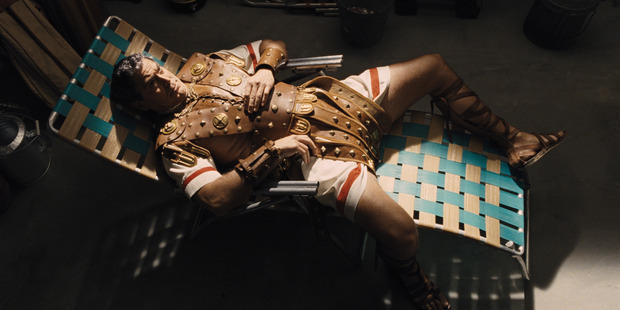 George Clooney in Hail, Caesar!. Photo / Supplied