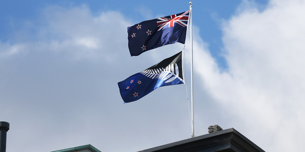 Loading The idea that people could vote to choose the flag they wanted was refreshing, rather than have a divided Parliament impose a design which did embrace the nation. Photo /  Doug Sherring