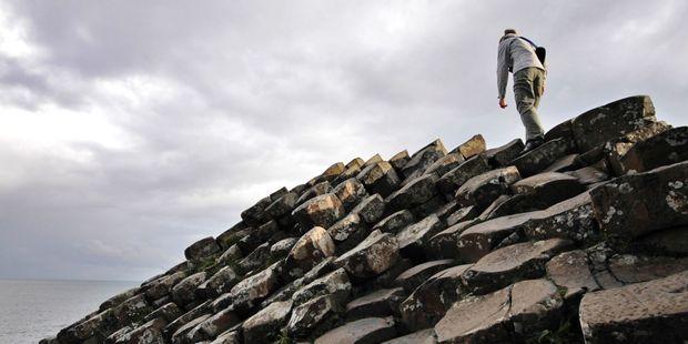 The Giant's Causeway. Photo / 123RF