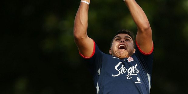Latrell Mitchell is a potential star. Photo / Getty Images