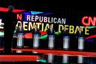 Republican presidential candidates. AP Photo/Pat Sullivan