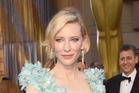 Cate Blanchett at the Oscars. Photo / AP