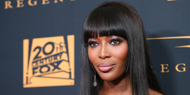 Has Naomi Campbell added Bradley Cooper to her long list of famous boyfriends?