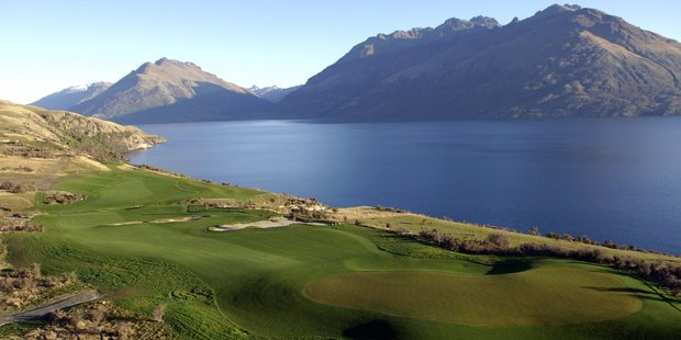 The rapidly growing Jack's Point area near Queenstown - home of a planned new luxury resort built by an Australian developer.  File photo.