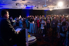 Big numbers are expected again at this year's Supper Club fundraiser.  Photo/File