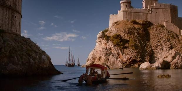 Dubrovnik features in Game of Thrones.