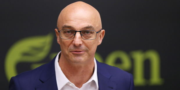 Greens' Kevin Hague came under attack over his comments. Photo / Fiona Goodall