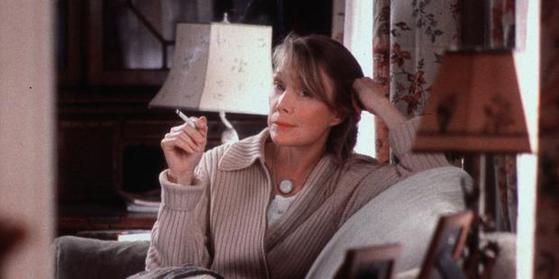 Sissy Spacek stars in film, In the Bedroom.