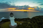 The picturesque East Cape Lighthouse at Te Araroa is a must-see for Kiwis. Photo / Bare Kiwi