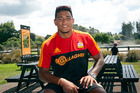 Ex Rotorua Boys' High School student Latu Vaeno gets his first Chiefs start this weekend.  Photo/File