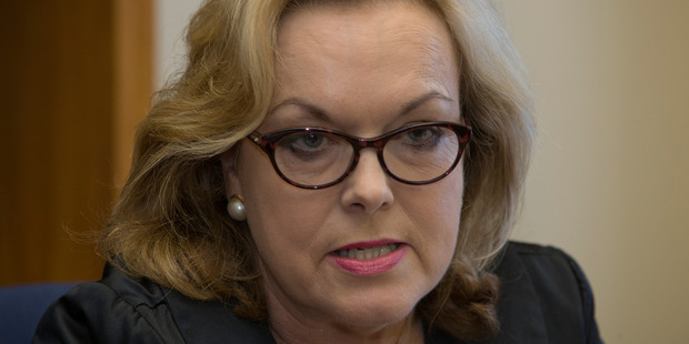 Corrections Minister Judith Collins wrote to all MPs saying the incident served as a reminder that care needed to be taken in dealings with prisoners. Photo / Mark Mitchell