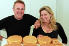 Richard Williams and Joanie Williams, owners of Origin Earth, picked up 12 medals for its cheeses.