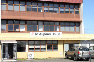 Te Aupouri House in Kaitaia.