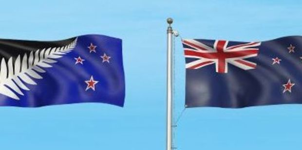 Voters will be asked to choose between the preferred alternative flag design and the current New Zealand flag.